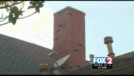 Ten-Year-Old Boy Falls Down Chimney after 'Chillaxin' with Friend