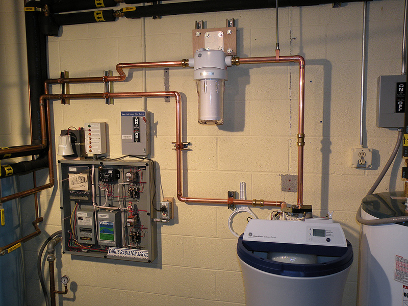 Image Result For Installing Whole House Water Filter