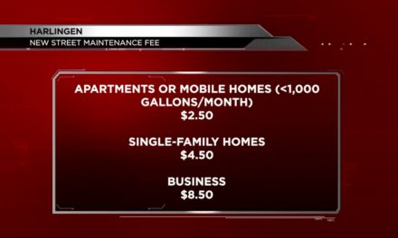 Harlingen Approves a New Street Maintenance Fee for Residents