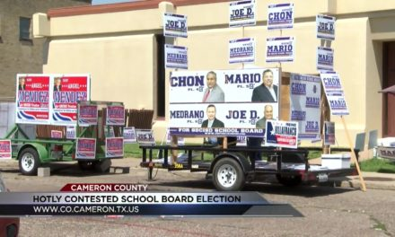 Hotly Contested School Board Election Early Voting Underway