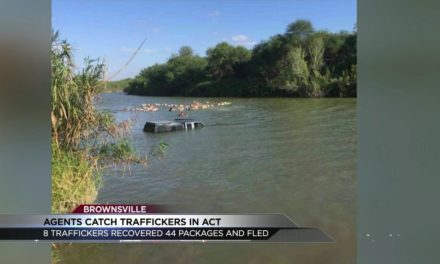 BP Agents Catch Traffickers in the Act