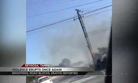 Violence Rocks Reynosa Sending City Into 'Code Red Alert'