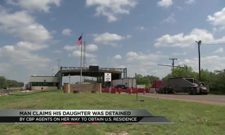 Woman Detained by Border Patrol While Visiting Child During Surgery