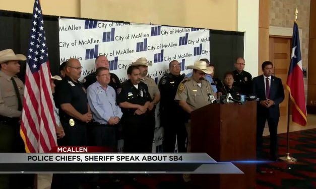 Local Police Address Impending SB-4 Bill