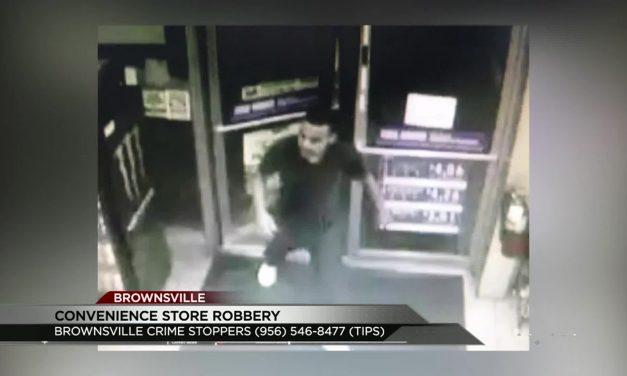 Brownsville Police Seek Convenience Store Thief