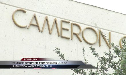 Charges Dropped for Former Judge