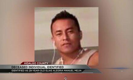 Deceased Individual found in Palmview Identified
