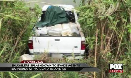 Smugglers Splashdown and Escape