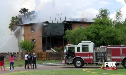 McAllen Fire Leaves 15 Without A Home