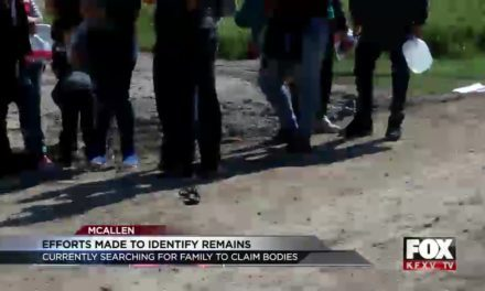 Remains of Undocumented Immigrants Identified