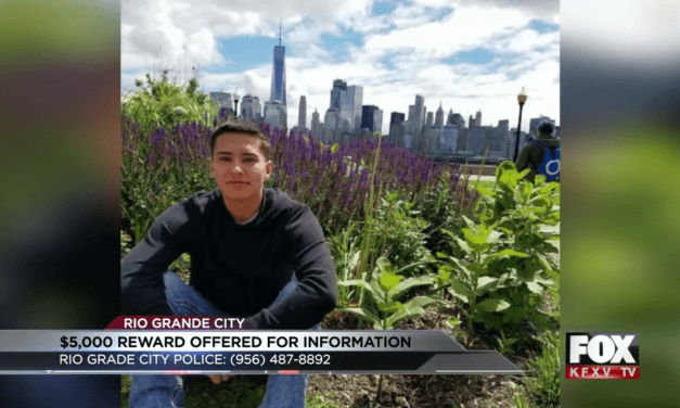 $5,000 Reward Offered to Find Missing RGC Teen