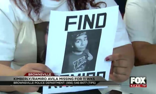 South Texas Equality Project Unites with Family of Missing Person