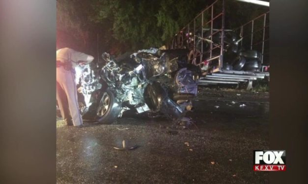 16-Year-Old Dies in Collision