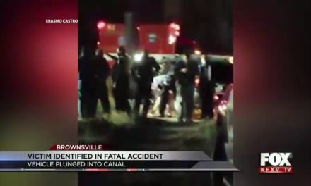 1 dead after vehicle rolls over into canal