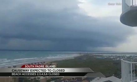 South Padre Island Officials Issue Voluntary Evacuation ahead of Hurricane Harvey