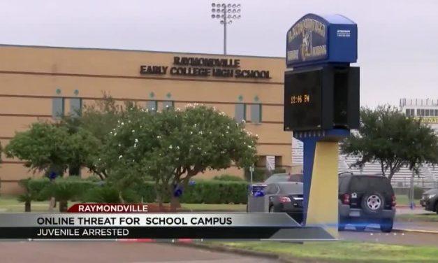 Raymondville Student taken into Custody after an Online Threat