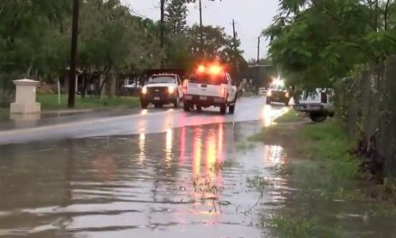 McAllen Residents in a Colonia concerned over Recent Flooding