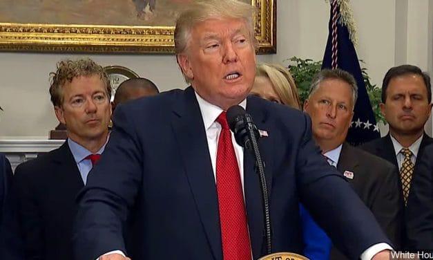 Trump demands Congress terminate diversity immigration lottery