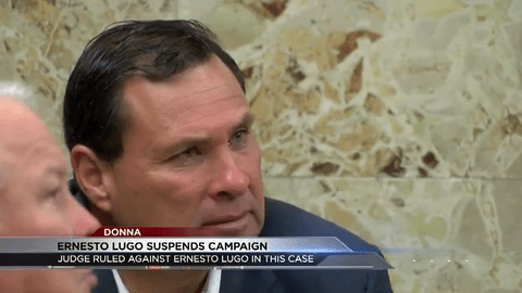 Donna Mayoral Candidate suspends campaign after a judge rules against him