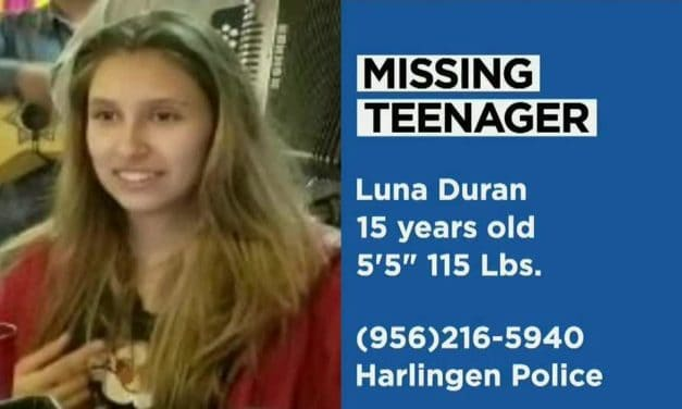 Harlingen teen missing since Tuesday, police say she was last seen after school