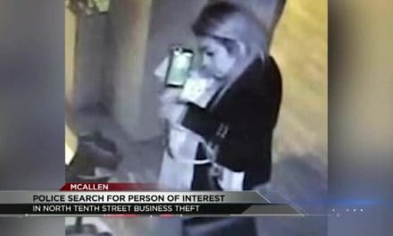 Police Look For Woman in N 10th St. Theft