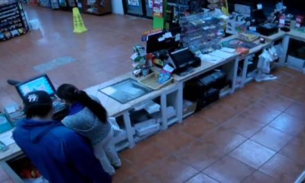 Man Charged After Robbing Clerk At Knifepoint
