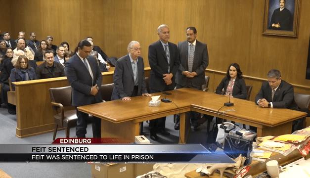John Feit Sentenced To Life In Prison