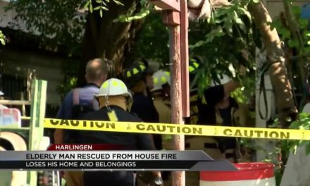 Elderly Man Loses Home To Fire