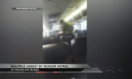 ICE Making Arrests on Buses