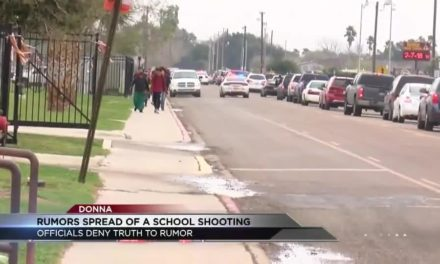 Rumor of Donna High School Shooting Causes Chaos