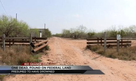 Unidentified Body Found In Rio Grande City
