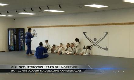 Martial Arts Academy Hosts Bullying Prevention Seminar