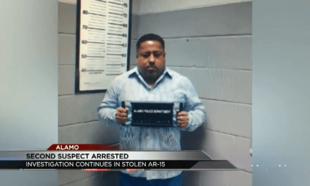 Second Suspect Arrested In AR-15 Theft Case