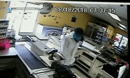 Man Wanted For Convenience Store Armed Robbery (Caught on Video)