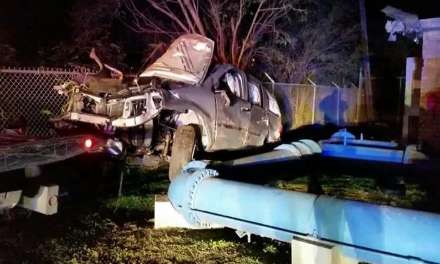 44-Year-Old Killed In Single-Vehicle Rollover Accident