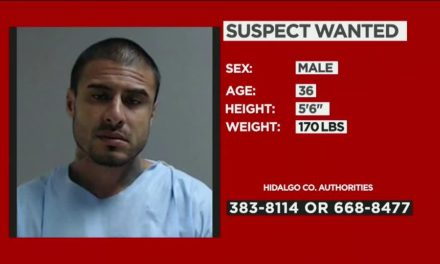 36-Year-Old Wanted In Hidalgo County