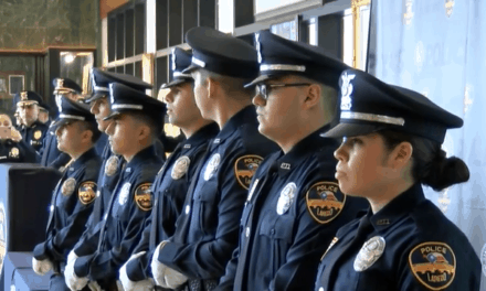 Seven New Officers Added To Laredo Police Department
