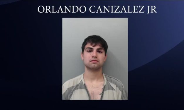 Laredo Man Allegedly Punches Girlfriend For Not Buying Him Enough Food