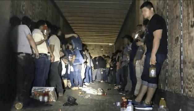 Laredo Border Patrol Explain Dangers Of Crossing Border Illegally