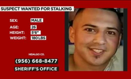 26-Year-Old Wanted For Stalking