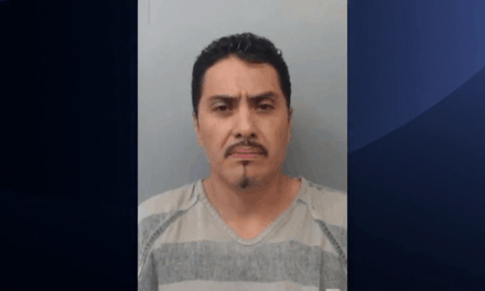 Laredo Man Arrested And Charged