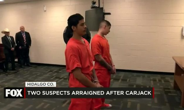 Suspects who Carjacked Vehicle with a 2-year-old inside, arraigned
