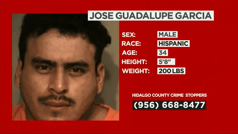 Hidalgo County Authorities On The Lookout For A Suspect
