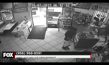 Weslaco police need the community's help to locate a suspect