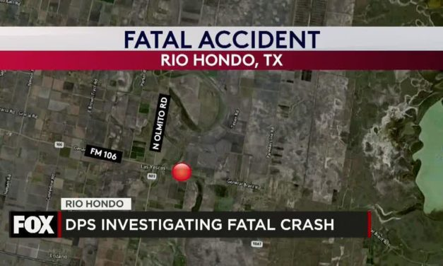 Tragic Accident in Rio Hondo leaves one dead
