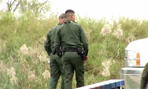 Border patrol agents discover bodies along the Rio Grande River