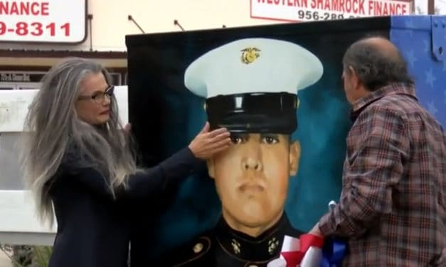Boulevard of Heroes Recognizes Sacrifices Made by our Local Veterans