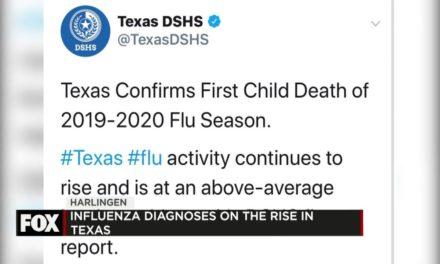 Flu Season is upon us, CDC Warns to take precautions