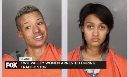 Two Valley Women Arrested During Traffic Stop