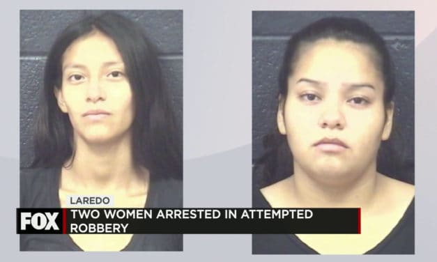 Two Women Arrested in Attempted Robbery